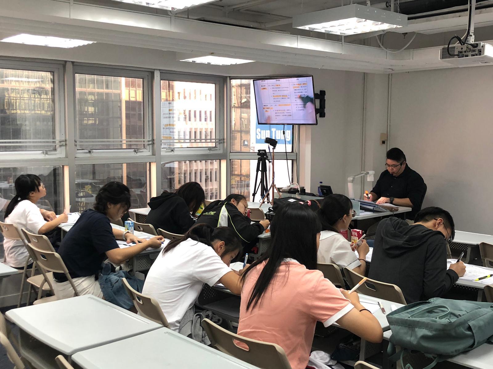 立方教育 - 通識精讀班課堂